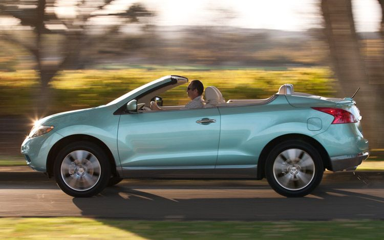 2011 Nissan Murano CrossCabriolet Pictures/Photos Gallery - The Car ...