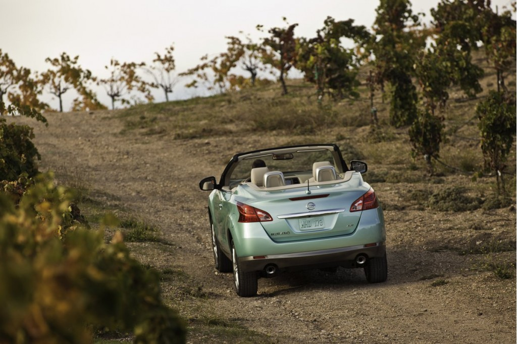 2011 Nissan Murano CrossCabriolet Pictures/Photos Gallery ...