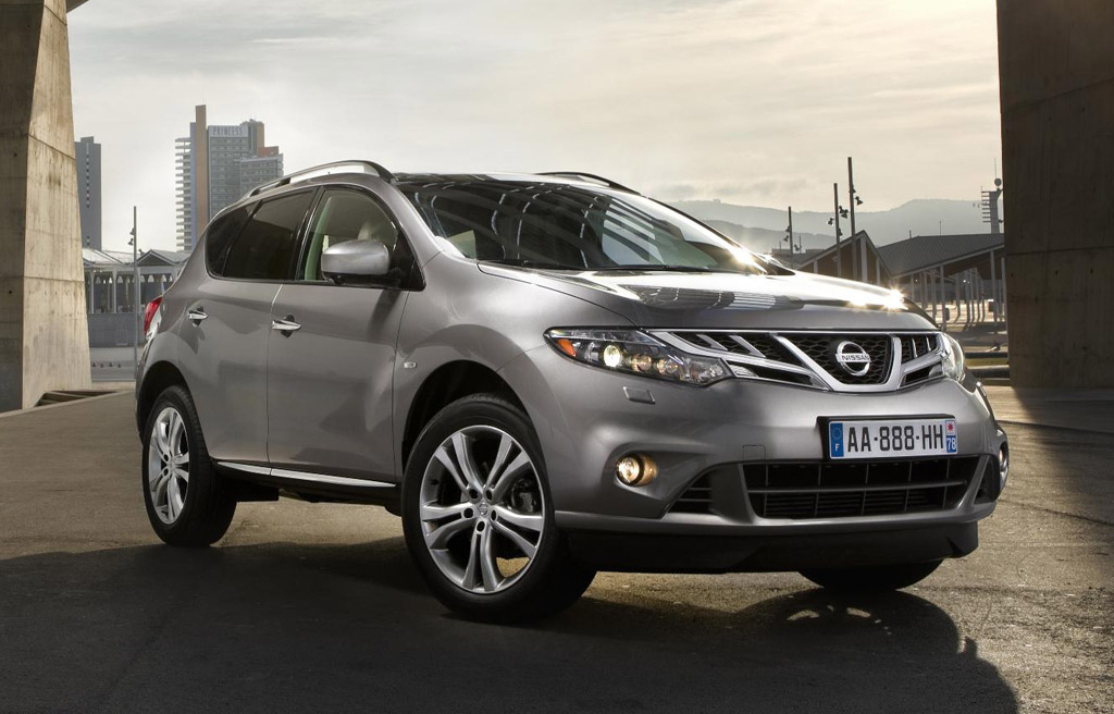 2011 nissan murano preview. Black Bedroom Furniture Sets. Home Design Ideas