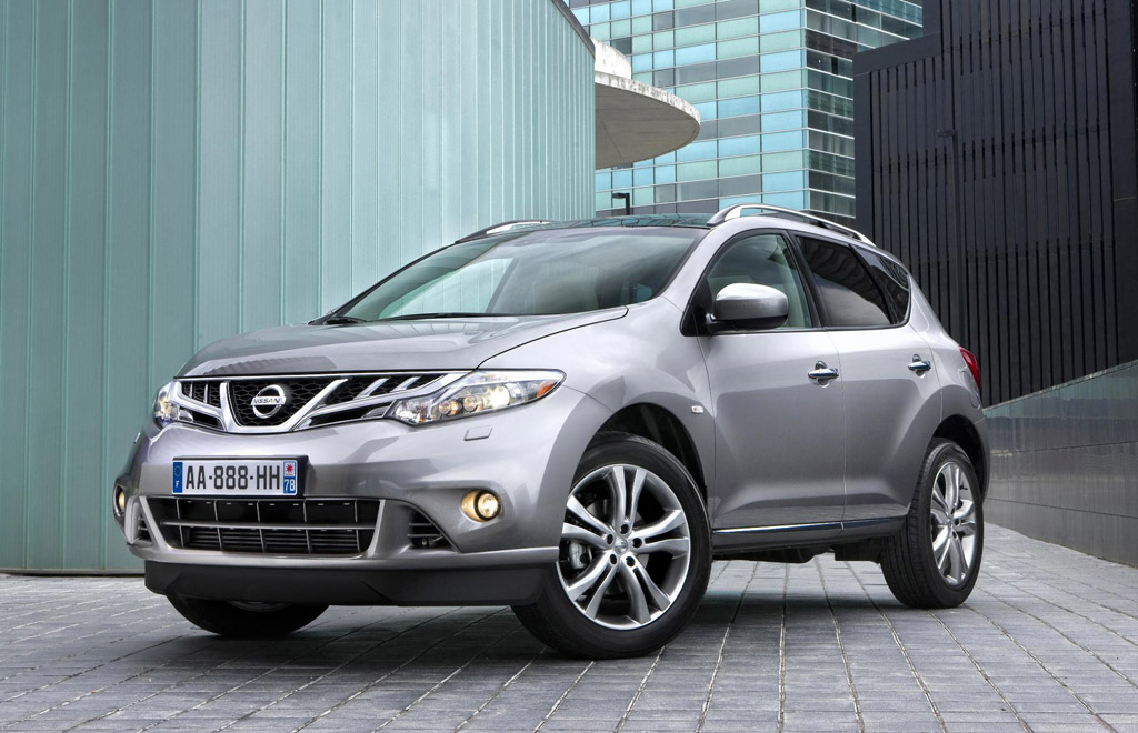 2011 Nissan Murano Review Ratings Specs Prices And