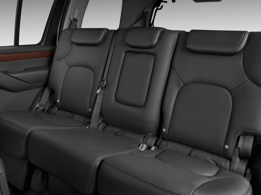 image 2011 nissan pathfinder 4wd 4 door v8 le rear seats size 1024 x 768 type gif posted. Black Bedroom Furniture Sets. Home Design Ideas