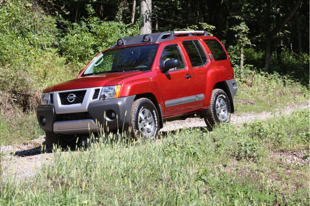 2011 Nissan Xterra - Photo Gallery