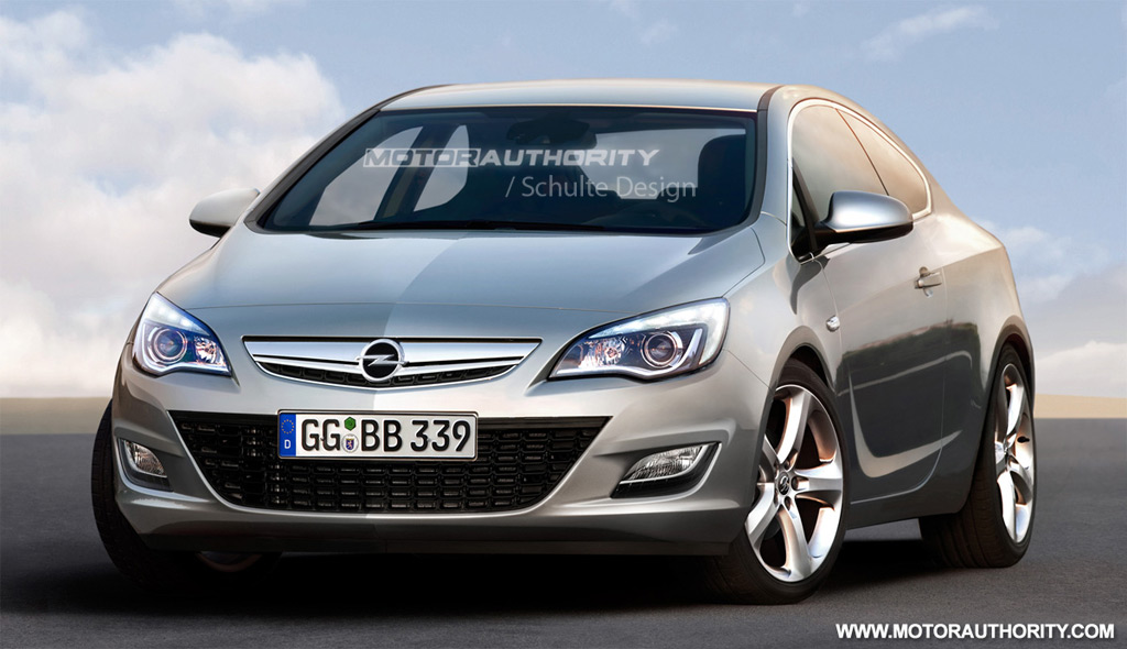 spy shots 2011 opel astra sport coupe. Black Bedroom Furniture Sets. Home Design Ideas
