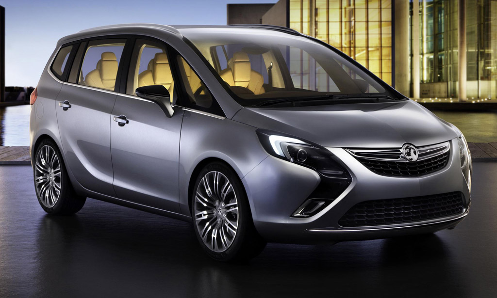 opel zafira tourer concept 2011 geneva motor show. Black Bedroom Furniture Sets. Home Design Ideas