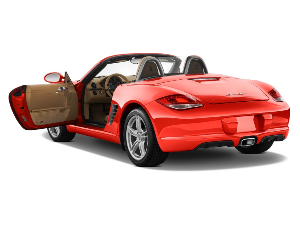 image 2011 porsche boxster 2 door roadster open doors. Black Bedroom Furniture Sets. Home Design Ideas
