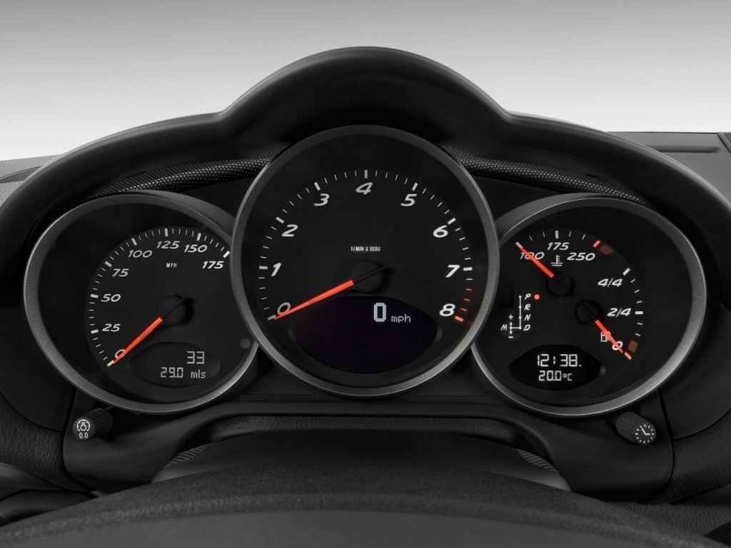 Image 2011 Porsche Cayman 2 Door Coupe Instrument Cluster Size 1024 X 768 Type Gif Posted