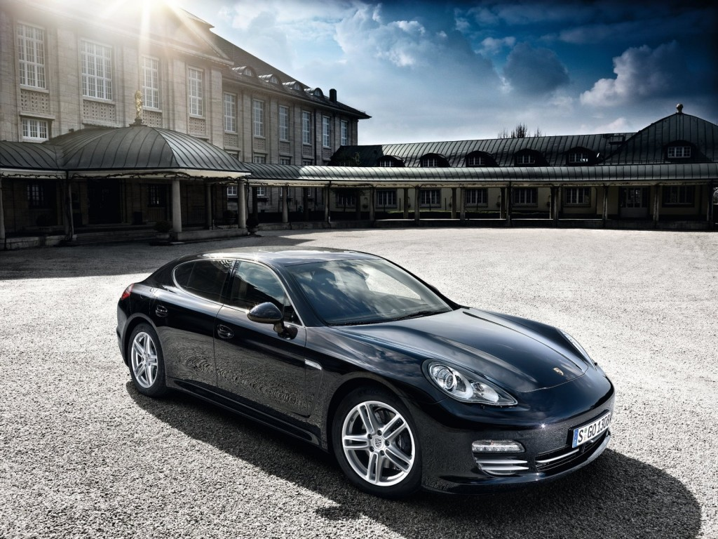 2011 Porsche Panamera V-6s On Sale In U.S. Starting June 5