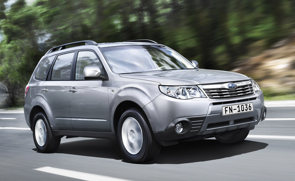 2011 Subaru Forester Review Ratings Specs Prices And