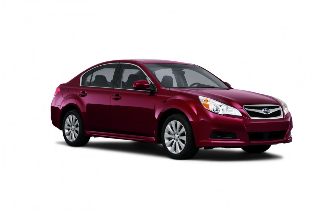 2011 Subaru Legacy Pictures Photos Gallery The Car