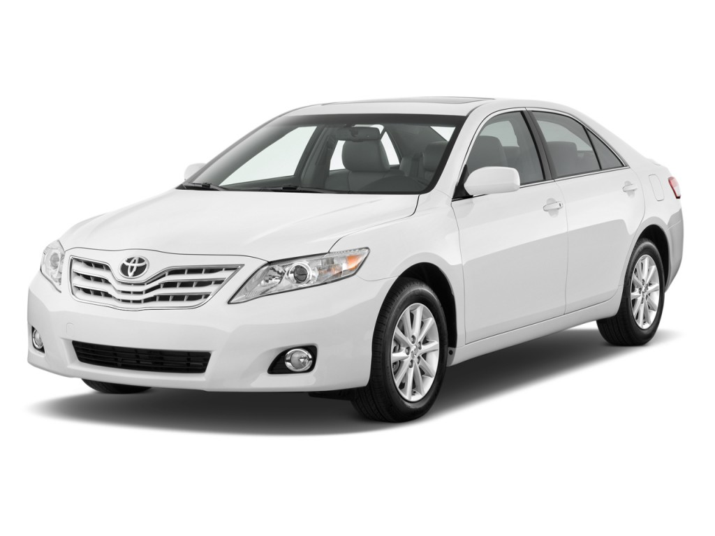 image 2011 toyota camry 4 door sedan v6 auto xle natl angular front exterior view size 1024. Black Bedroom Furniture Sets. Home Design Ideas