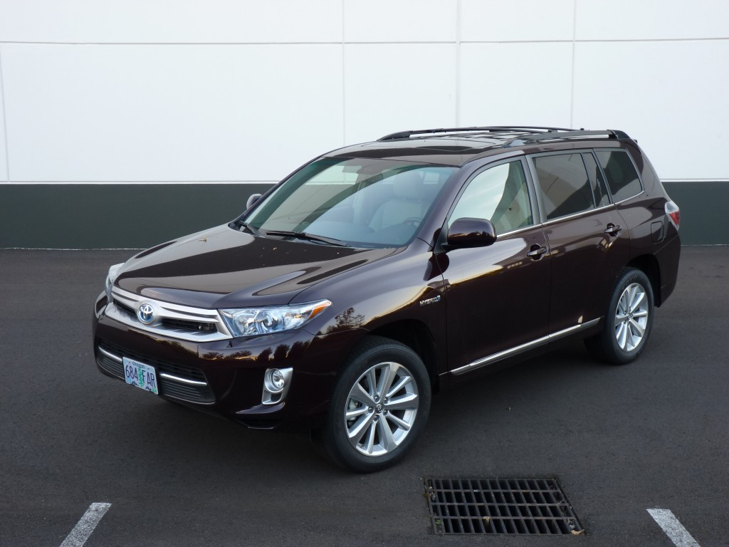 2011 toyota highlander hybrid pictures photos gallery motorauthority. Black Bedroom Furniture Sets. Home Design Ideas