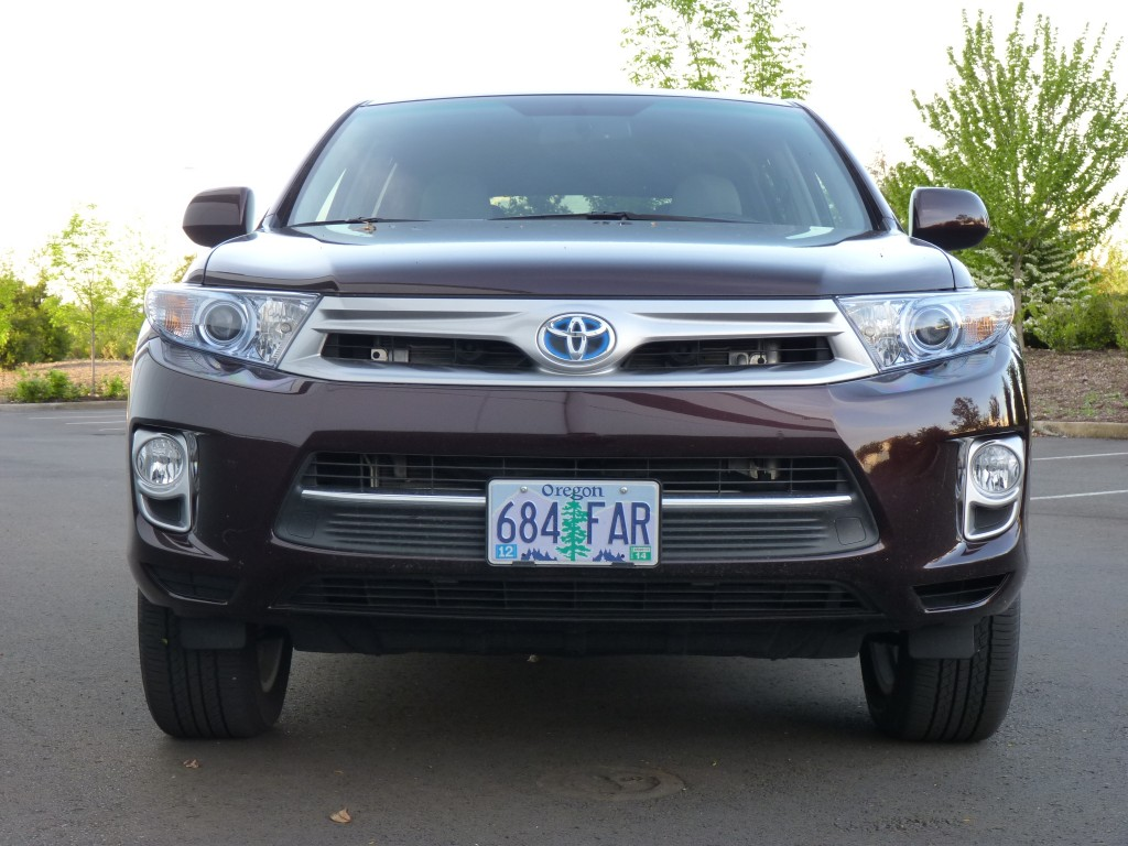 2012 toyota highlander gas mileage the car. Black Bedroom Furniture Sets. Home Design Ideas