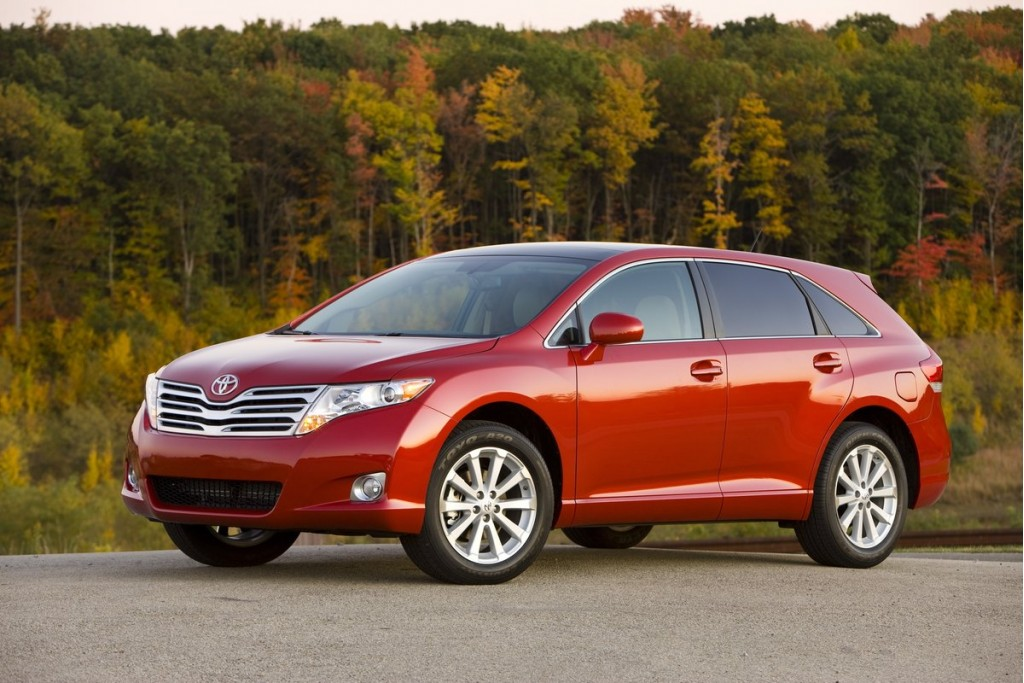2011 toyota venza pictures photos gallery green car reports. Black Bedroom Furniture Sets. Home Design Ideas