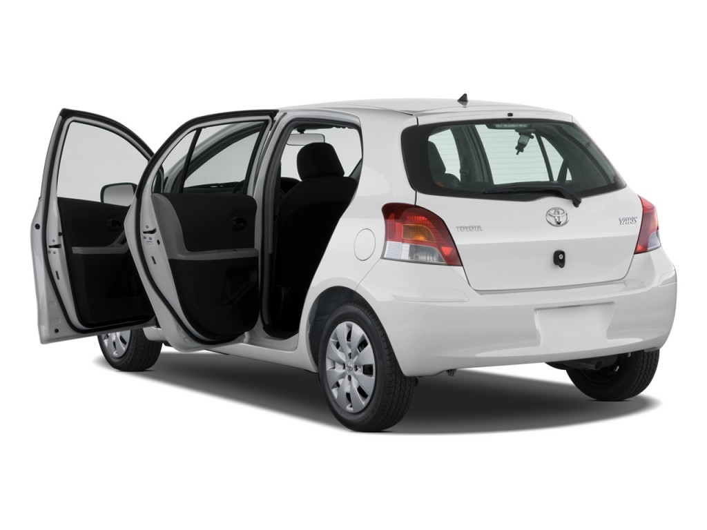 Image 2011 Toyota Yaris 5dr Lb Auto Gs Open Doors Size 1024 X 768 Type Gif Posted On