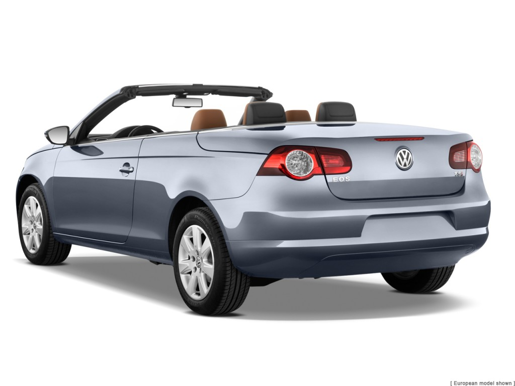 volkswagen eos vw picturesphotos gallery  car connection