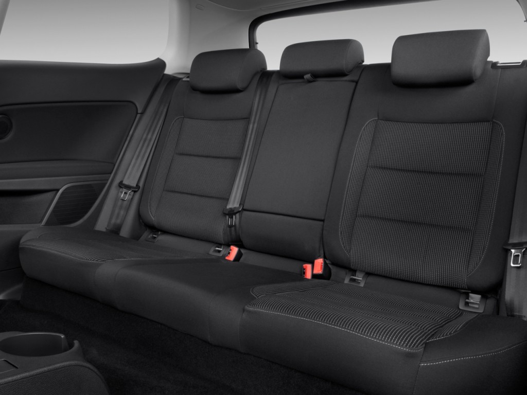 Image: 2011 Volkswagen Golf 2-door HB Man Rear Seats, size: 1024 x 768, type: gif, posted on ...