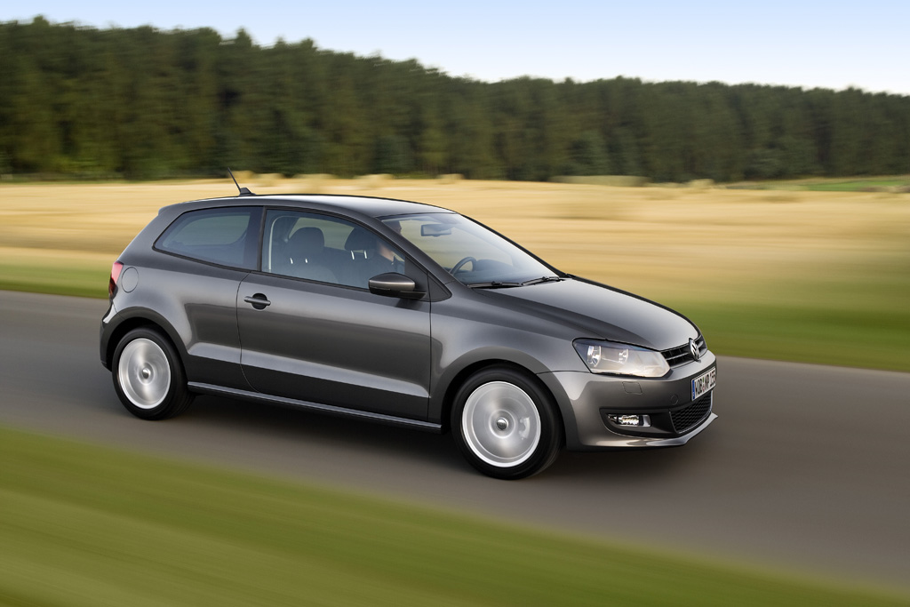 Preview 2011 Volkswagen Polo