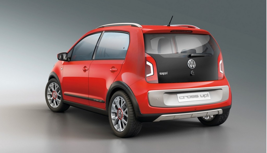 sporty volkswagen up gt gets production green light report. Black Bedroom Furniture Sets. Home Design Ideas
