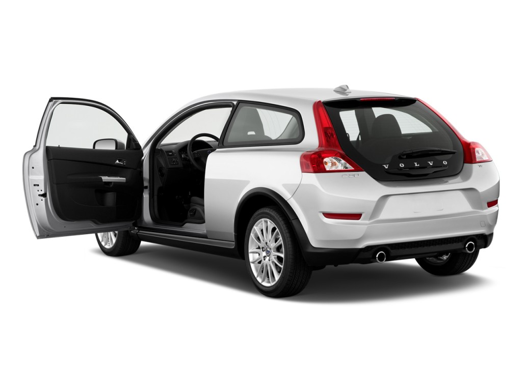 Image 2011 volvo c30 2 door coupe auto open doors size for Door 2 door cars