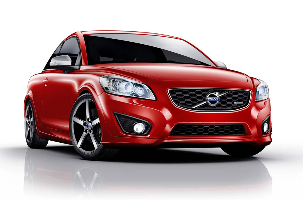 pricing announced for 2011 volvo c30 t5 and c30 t5 r design. Black Bedroom Furniture Sets. Home Design Ideas