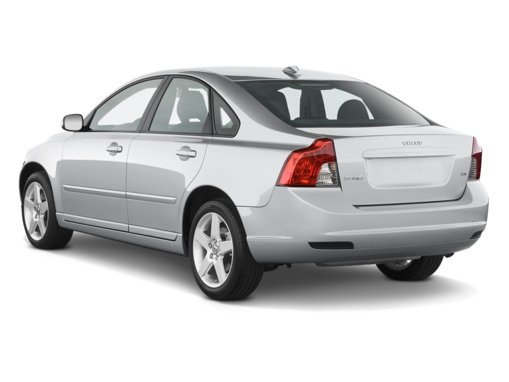 Image 2011 volvo s40 4 door sedan angular rear exterior for Rear exterior door