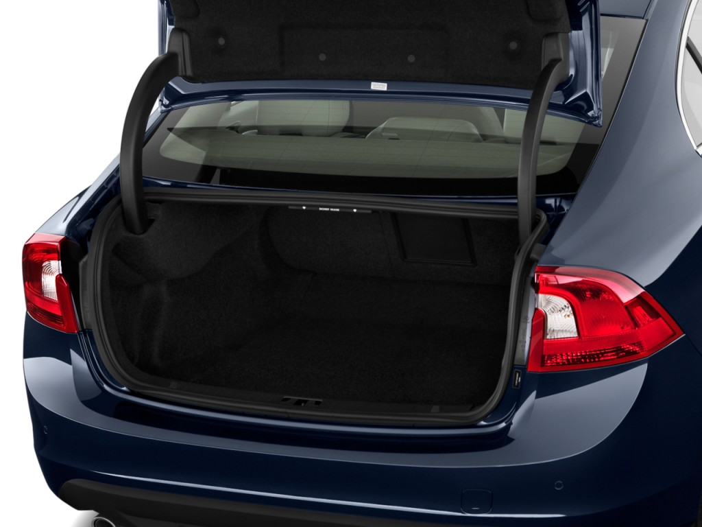 What Does Hov Lane Mean >> Image: 2011 Volvo S60 4-door Sedan Trunk, size: 1024 x 768