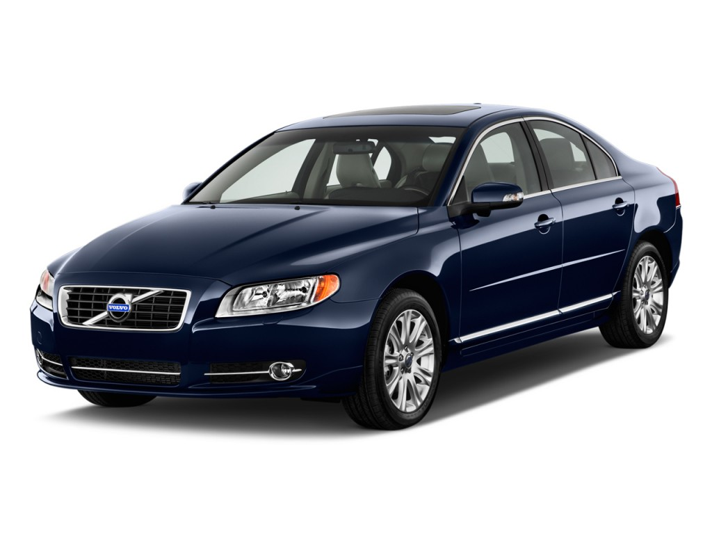 image 2011 volvo s80 4 door sedan 3 2l fwd angular front. Black Bedroom Furniture Sets. Home Design Ideas