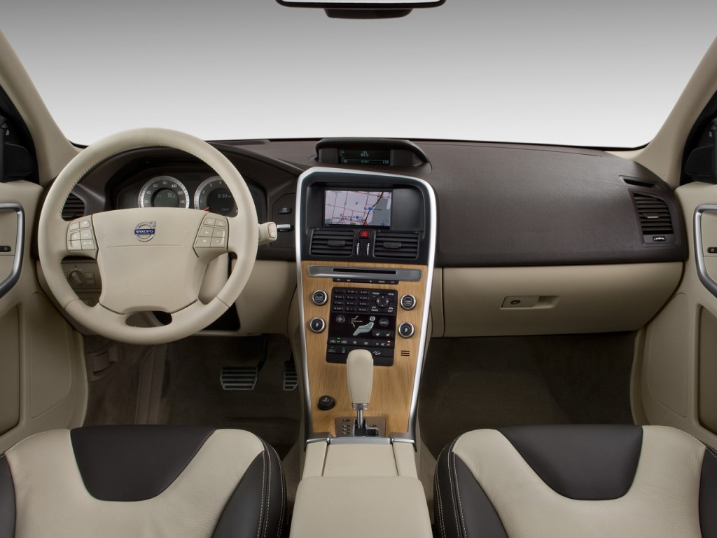 Picture Volvo Xc60 Volvo Xc60 Dashboard Pic 1