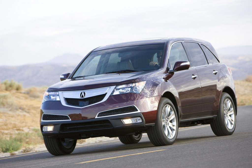 2012 acura mdx pictures photos gallery the car connection. Black Bedroom Furniture Sets. Home Design Ideas