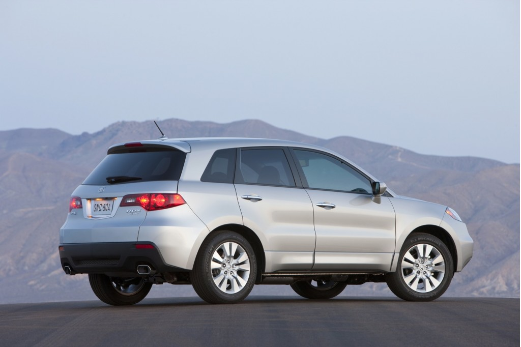2012 Acura Rdx Pictures Photos Gallery Motorauthority