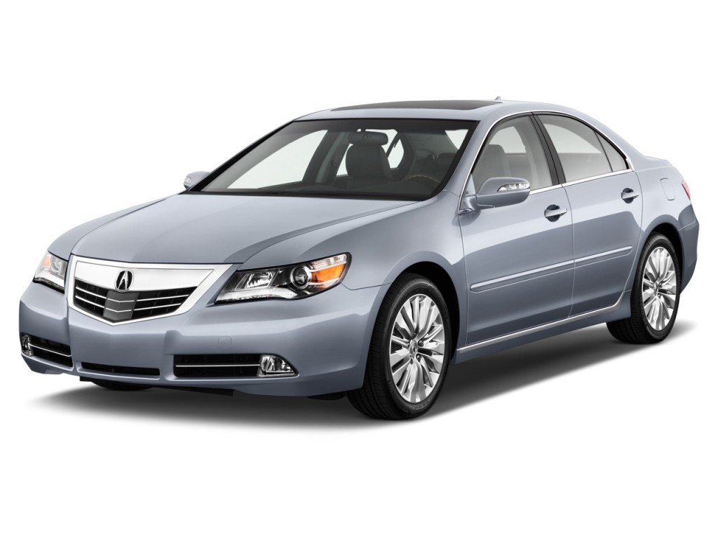 2012 Acura RL Pictures/Photos Gallery