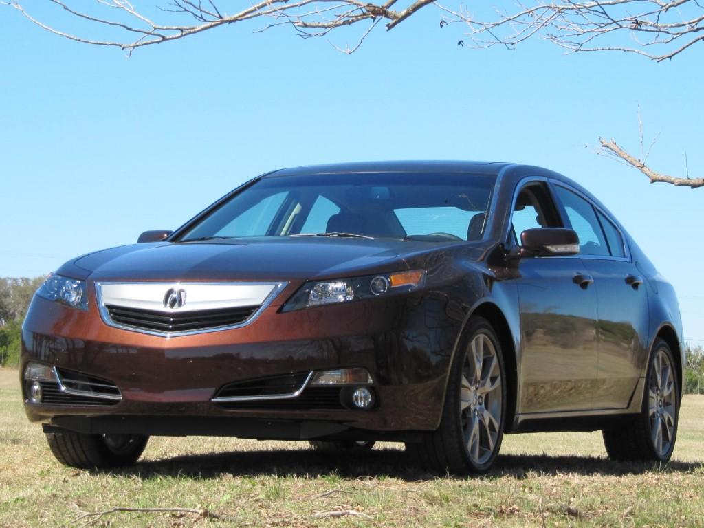 2012 Acura TL Pictures/Photos Gallery - MotorAuthority