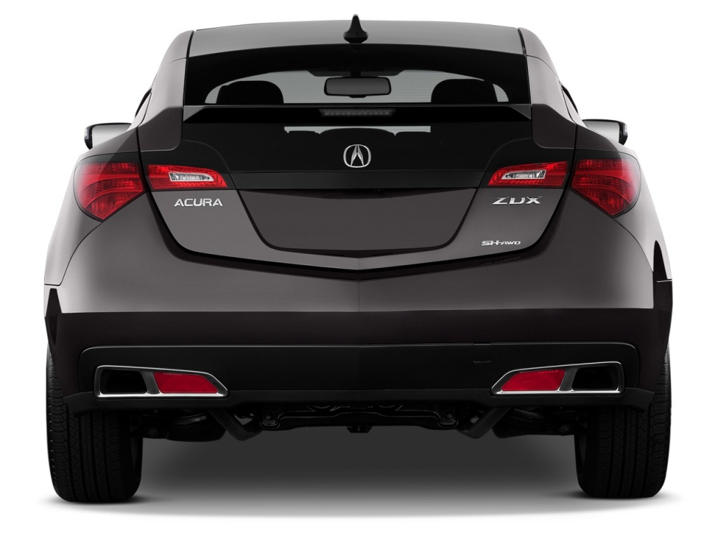 2012 Acura ZDX Advance
