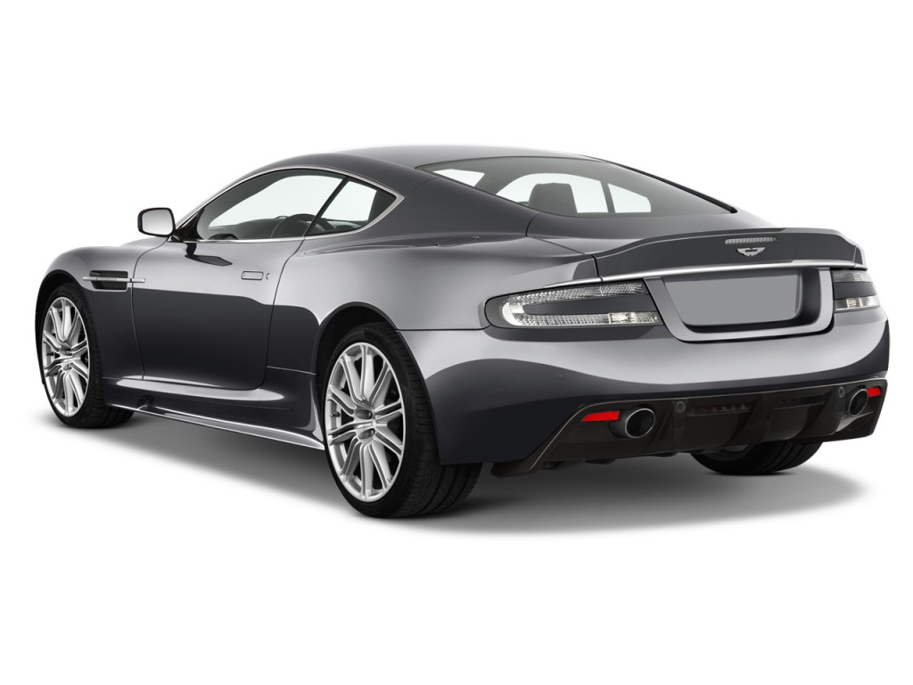 Image 2012 Aston Martin Dbs 2 Door Coupe Angular Rear