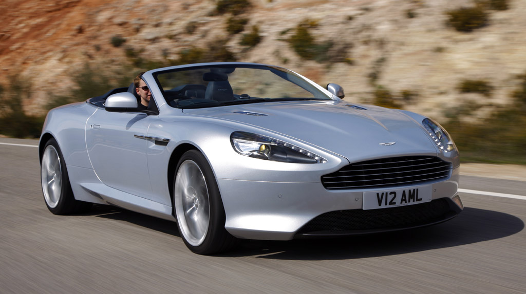 2012 aston martin virage the drive. Cars Review. Best American Auto & Cars Review