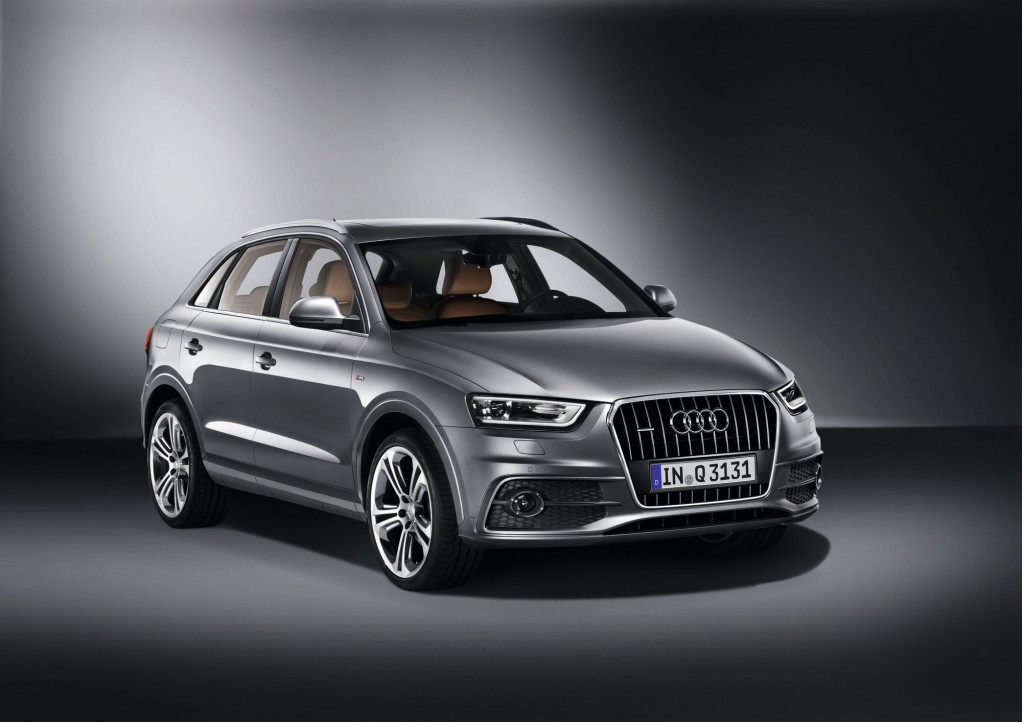 300 horsepower audi rs q3 in the works report. Black Bedroom Furniture Sets. Home Design Ideas