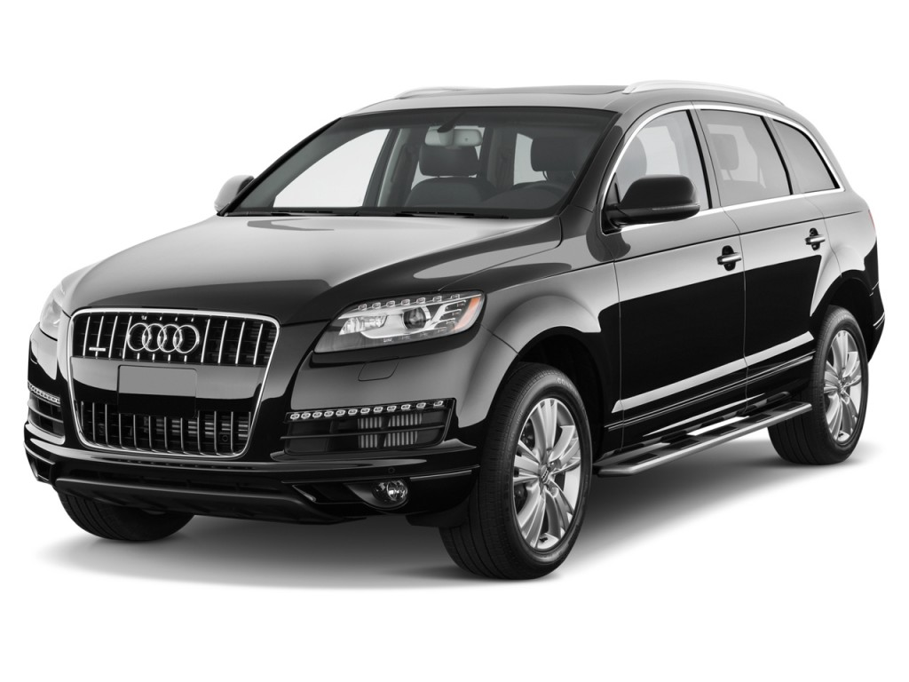 2012 audi q7 pictures photos gallery the car connection. Black Bedroom Furniture Sets. Home Design Ideas