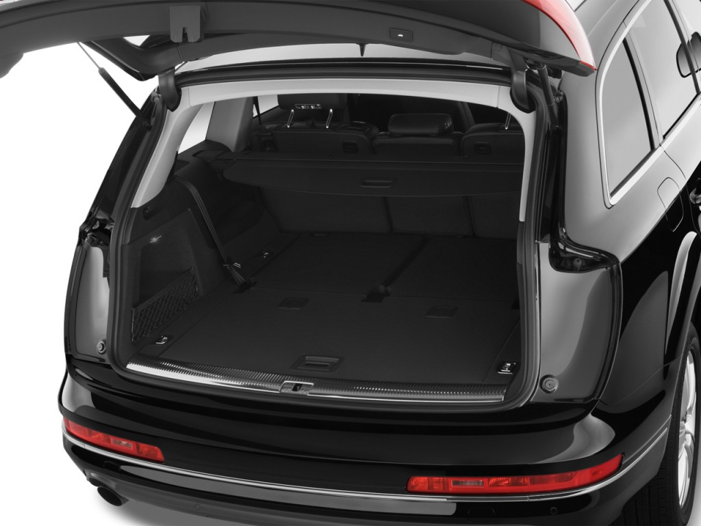 Image Result For Audi A Sportback Trunk Space