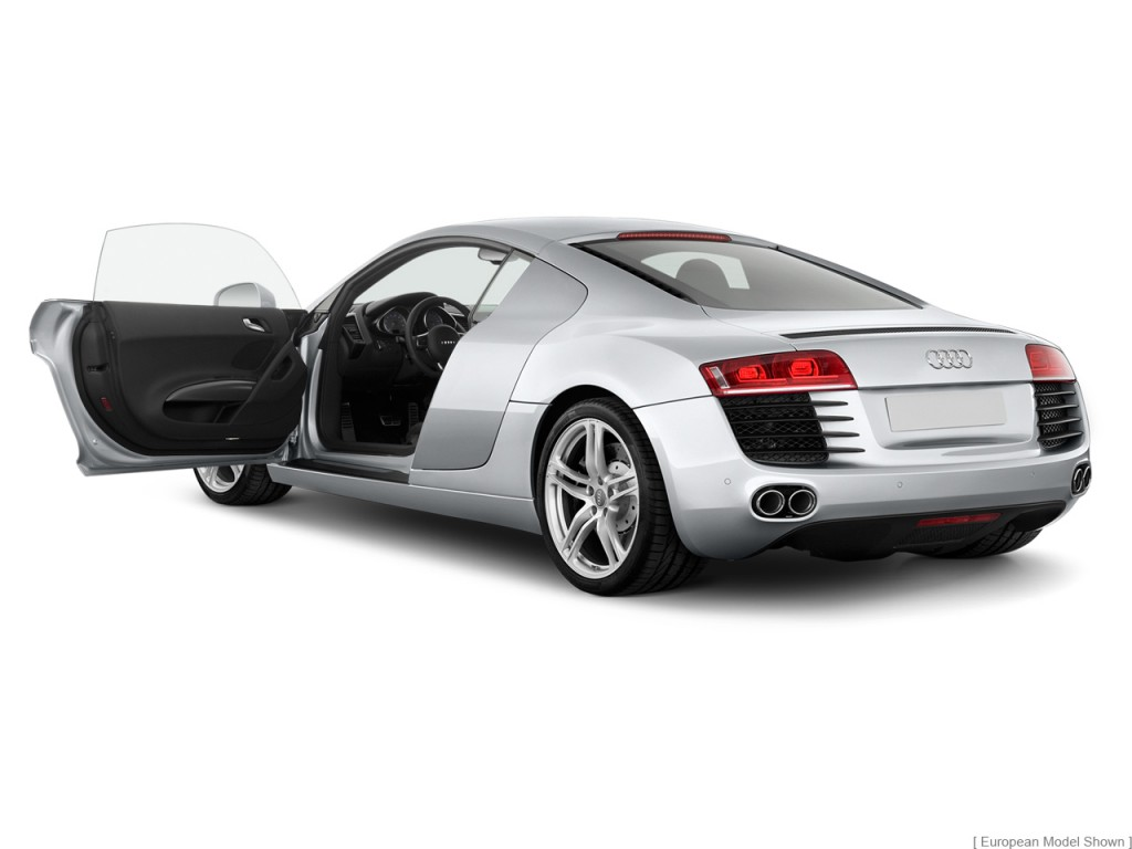 Image 2012 audi r8 2 door coupe auto quattro 4 2l open for Door 2 door cars