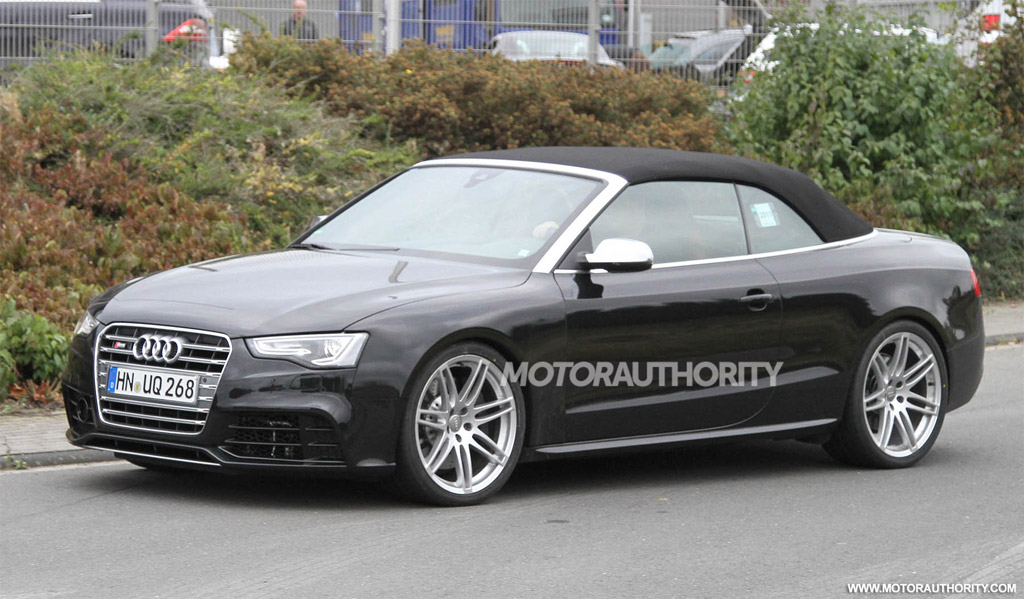 Review Finds Audi S5 Good But It S Really Starting To Show