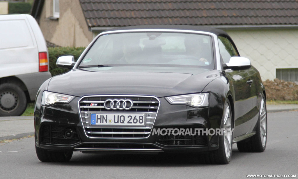 Audi rs5 060 time 2013 12