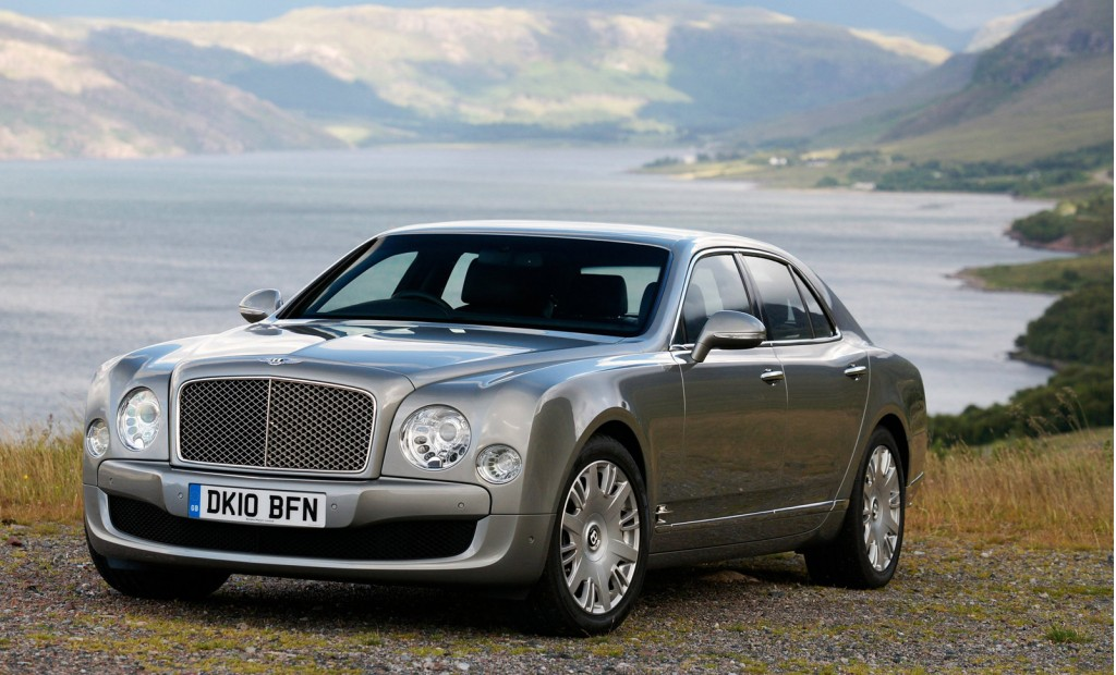 2012 Bentley Mulsanne Pictures Photos Gallery Motorauthority