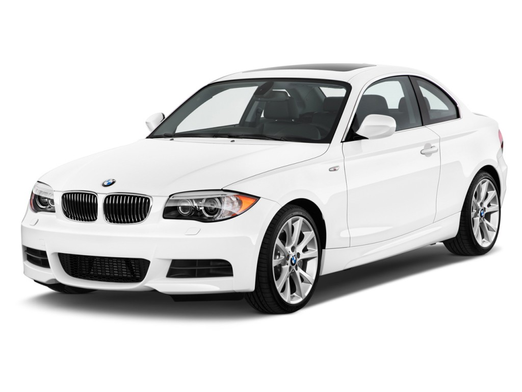 Image 2012 Bmw 1 Series 2 Door Coupe 135i Angular Front