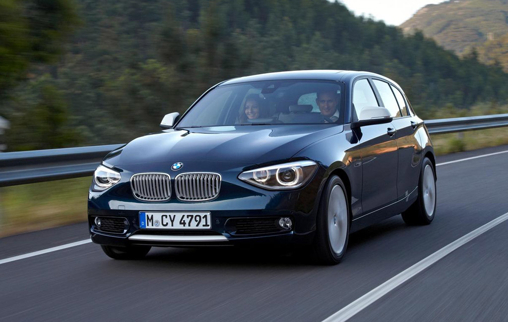 2012 bmw 1 series hatchback preview. Black Bedroom Furniture Sets. Home Design Ideas
