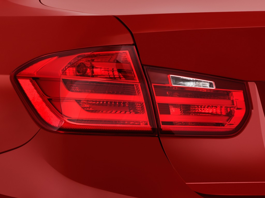 image 2012 bmw 3 series 4 door sedan 335i rwd tail light. Black Bedroom Furniture Sets. Home Design Ideas