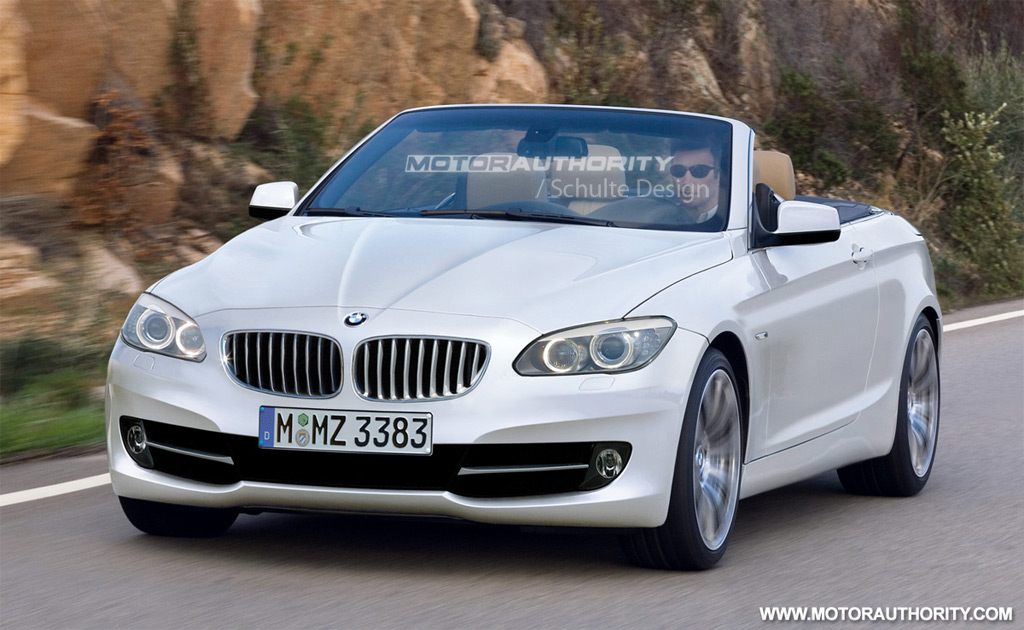 Rendered 2012 Bmw 3 Series Convertible Clublexus