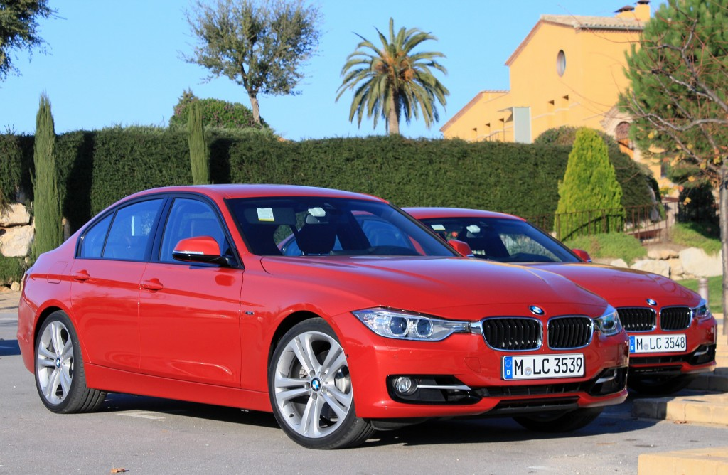 2012 bmw 3 series first drive. Black Bedroom Furniture Sets. Home Design Ideas