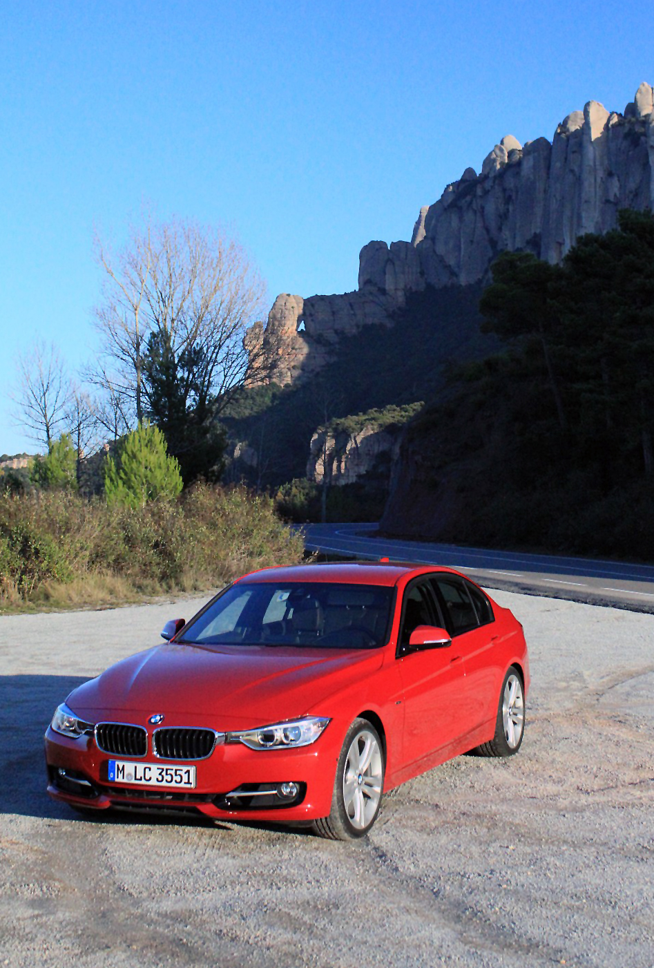 2012 BMW 3-Series First Drive