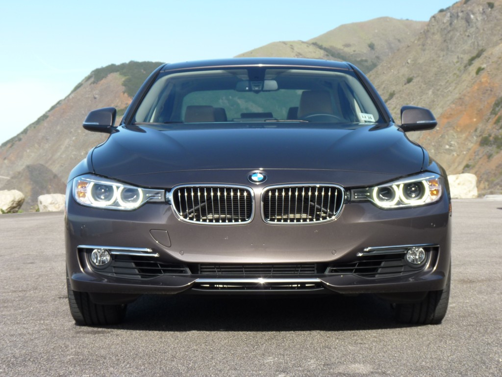 2012 bmw 3 series first u s drive full review. Black Bedroom Furniture Sets. Home Design Ideas