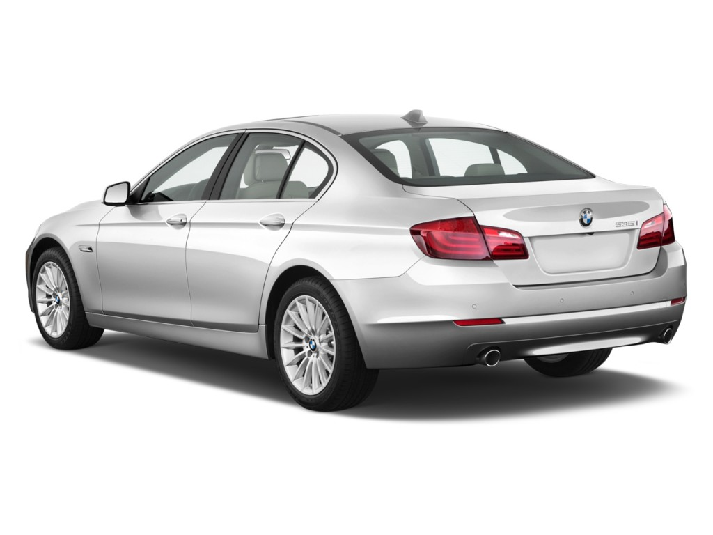 Bmw Exterior: Image: 2012 BMW 5-Series 4-door Sedan 535i RWD Angular